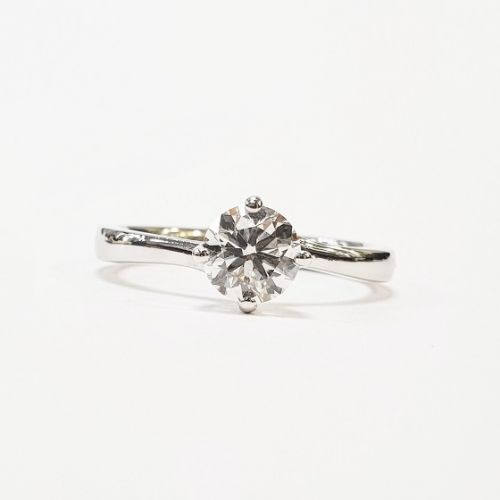 Cuttings Jewellers and Pawnbrokers, silver diamond ring luxury womens