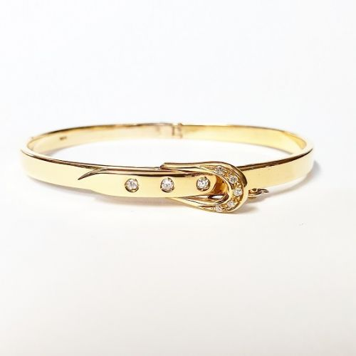 Cuttings Jewellers and Pawnbrokers, gold bangle bracelet luxury womens